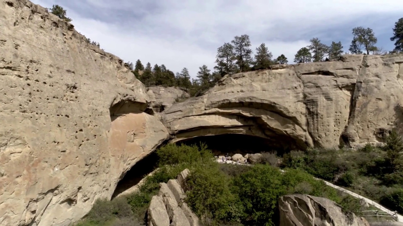 Pictograph Caves State Park Billings Montana Youtube