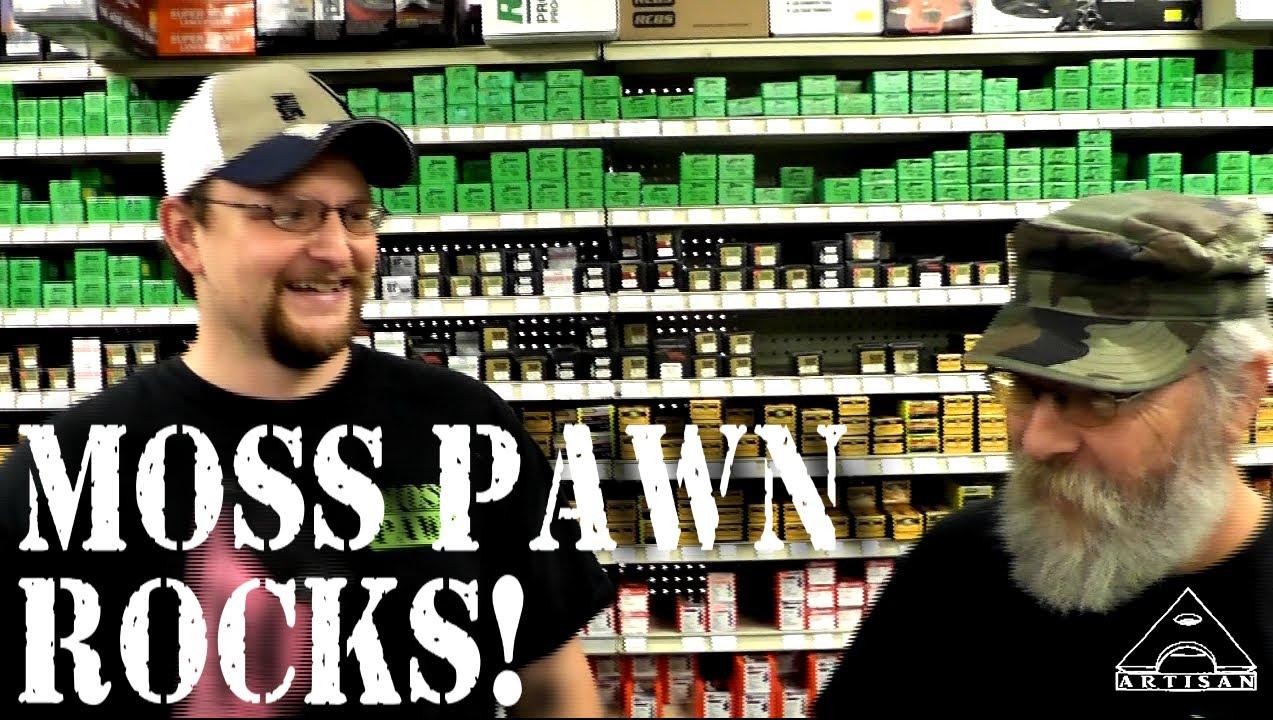 Moss Pawn, Jonesboro, GA