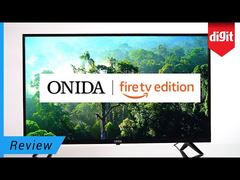 Onida Fire TV Edition Review - Is this Onida Smart TV worth it?