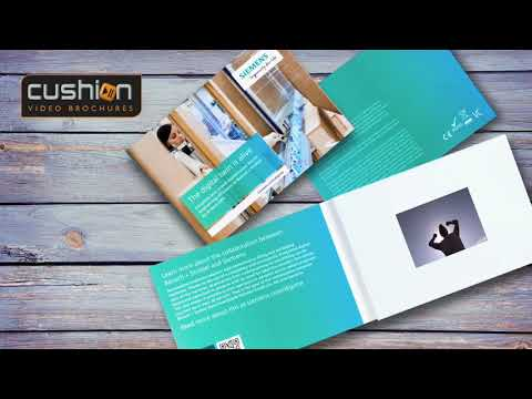 Siemens Cushion Video Brochures