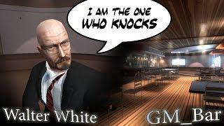Garry's Mod - Ciekawe Mody #11 - Walter White, GM_Bar, Slappers, Karabiny snajperskie