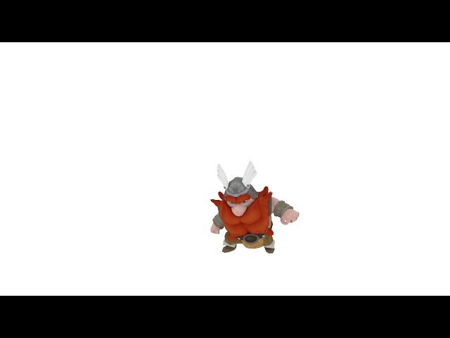 Seekers & Keepers - Viking Animation Dead