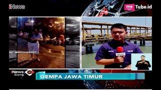 Gempa 6,4 SR Situbondo, Akses Bantuan ke Pulau Sapudi Terhambat - iNews Siang 11/10