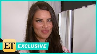 Adriana Lima on How She Preps Her Body for the Victoria's Secret Fashion Show (Exclusive)