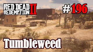 Let's Play Red Dead Redemption 2 #196: Tumbleweed [Frei] (Slow-, Long- & Roleplay)