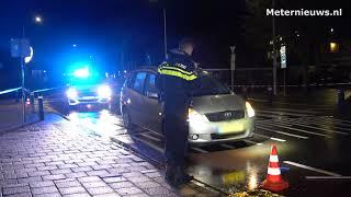 Voetganger aangereden en ernstig gewond in Ommen