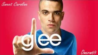 Glee Cast - Sweet Caroline (HQ)