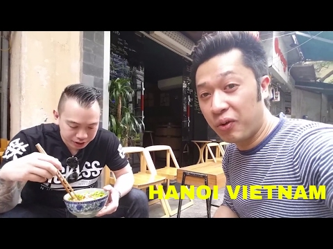 Hanoi Street Food Nightlife Vietnam Part 2