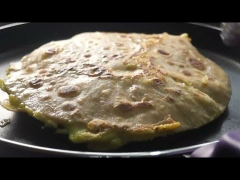अंडा पराठा सबसे आसान रेसिपी 2 minute crispy egg paratha easy recipe