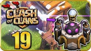 Let's Play CLASH of CLANS Part 19: Neue Regeln für die nächsten Clankriege!