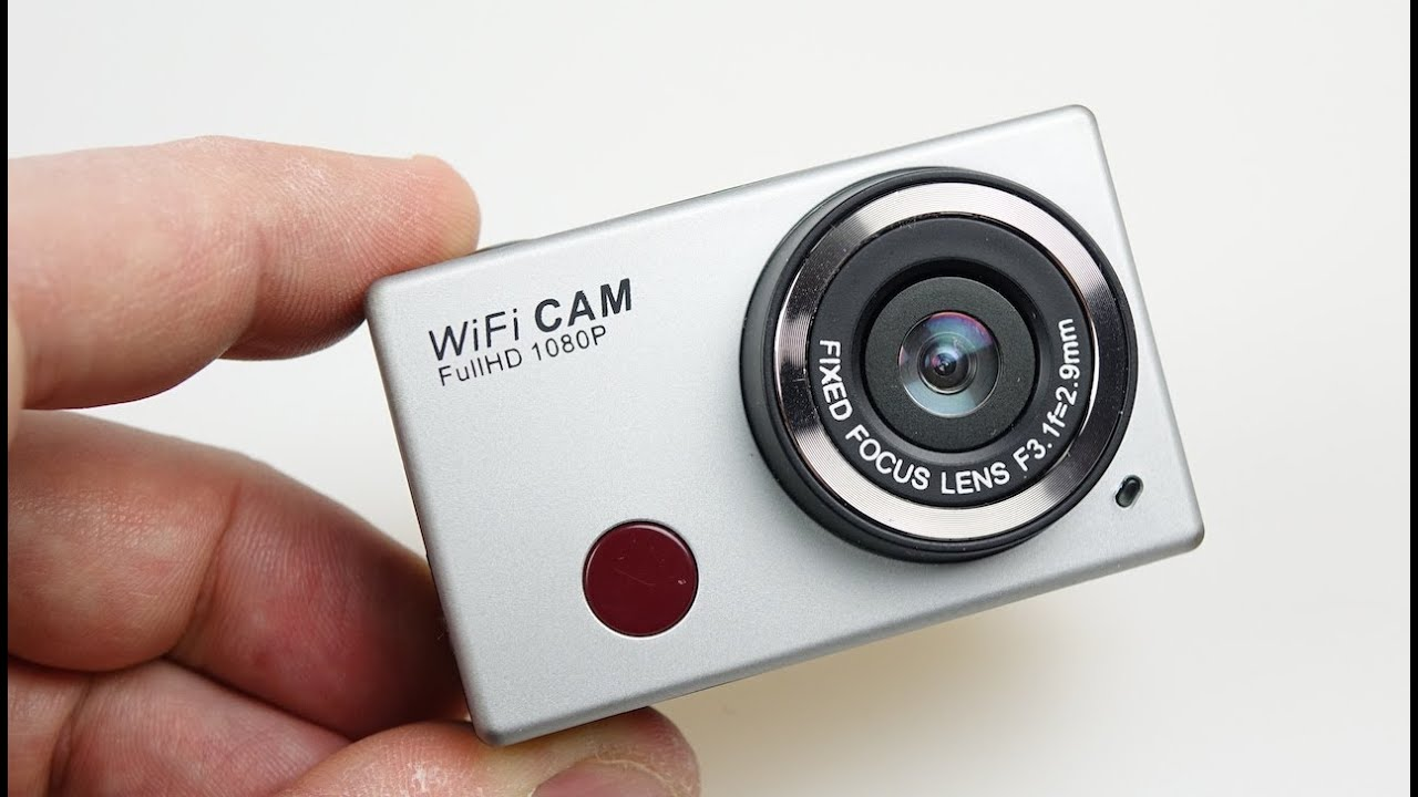 WDV5000 Budget WiFi Action Camera Review - is it better than the ...
