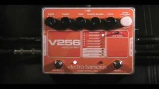 V256 Electro-Harmonix Vocoder Demo