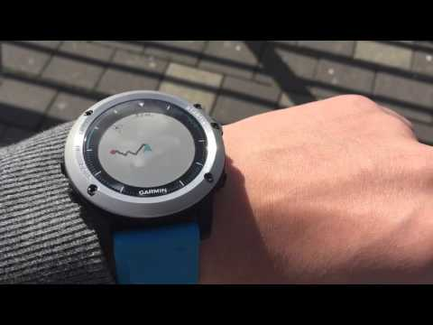 Trackback Feature On Garmin Quatix 3