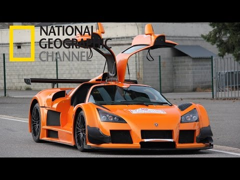 Gumpert Apollo  Megafactories National Geographic HD