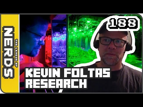 Plant Whispering and Random DNA with Prof Kevin Folta -TLoNs Podcast #188