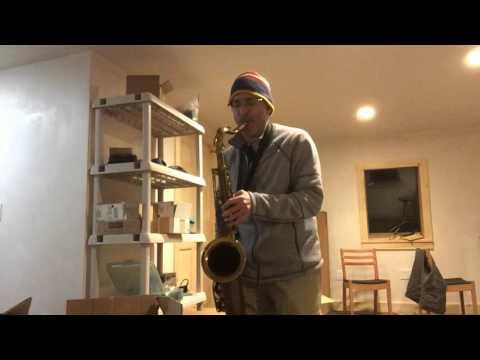 Otto Link Tonemaster Bluetrane era Special Order 9* Original Rarity