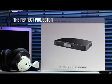 Y2 Max Mini HD Projector Review - Better than an LG PH550 ?