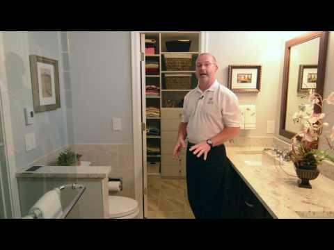A Small Space with a Big Punch - Cincinnati Bathroom Remodel
