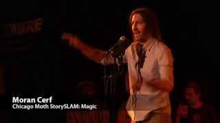 Moth StorySLAM winning story: 'Magic'