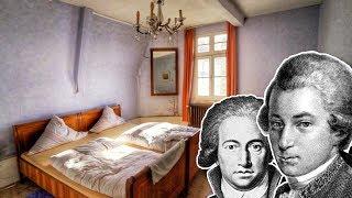 HIER SCHLIEFEN MOZART & GOETHE! | Das TRAUMHOTEL aus 1573!