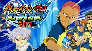 ♕ Inazuma Eleven GO Strikers 2013 ♕  Inazuma Japao vs inazuma Legend