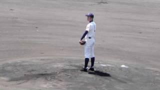 2010年6月6日 春季北信越大会2回戦(上田) 丸子修学館vs遊学館戦にて.