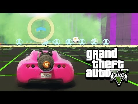 ROCKET IN MY POCKET - GTA 5 Gameplay
