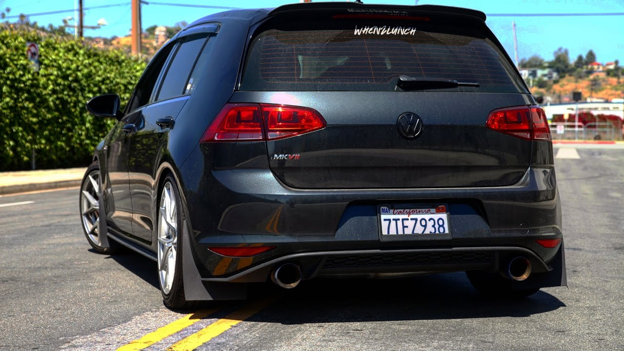 Top 5 Expensive Mods For Mk7 Gti Youtube