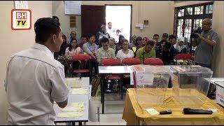 40 peratus layak undi di Johor babit golongan belia