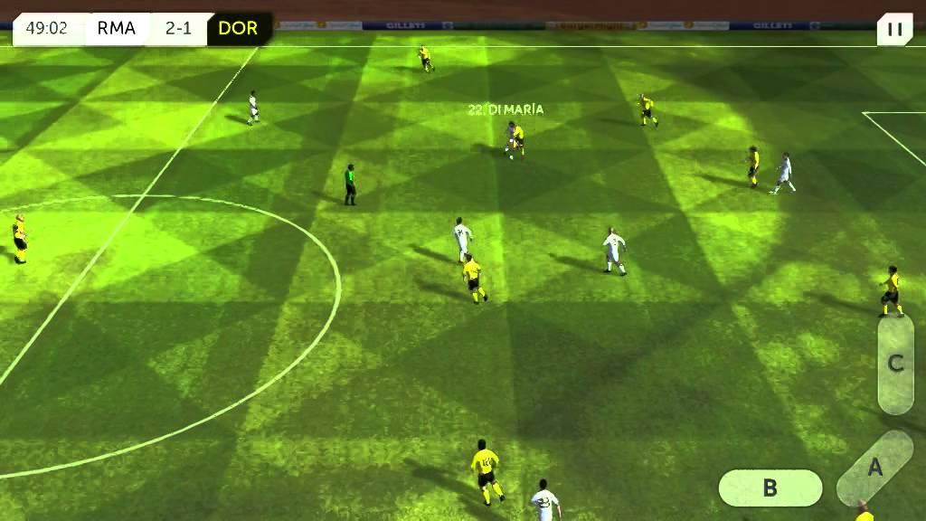 uniforme borussia dortmund dream league soccer 2016