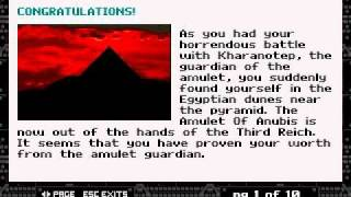 Wolfenstein 3D - Project: Toten Eisen Ritter - Level 60