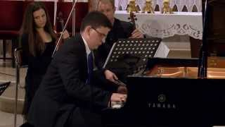 J. S. Bach: Piano Concerto no. 5 in f- minor, BWV 1056
