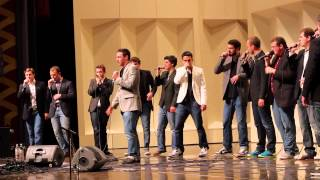 Soul2Soul performing Hey Ya (Outkast a cappella cover)