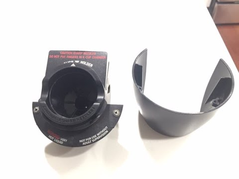 Keurig Remove K-Cup Pack Assembly Housing
