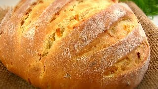 Домашний Луковый Хлеб--Это просто Чудо!