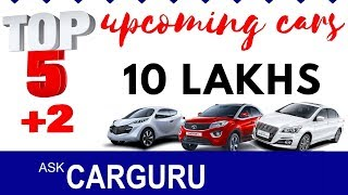 Top 5 Upcoming Cars below 10 Lakhs, Ford, Hyundai, Maruti Suzuki