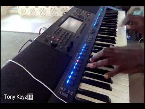 Jehovah is you name - Piano cover F#