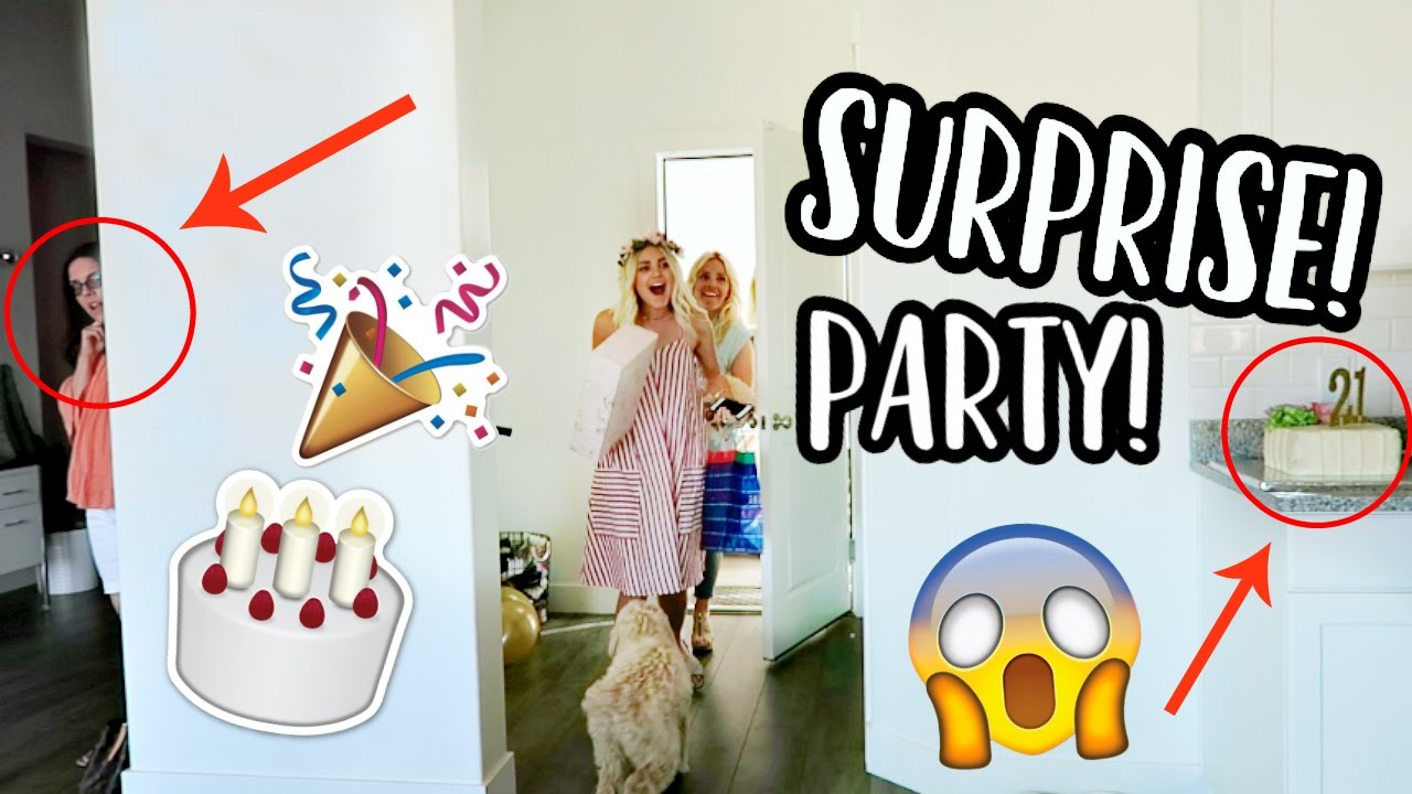 Important Tips for Throwing a Surprise Party