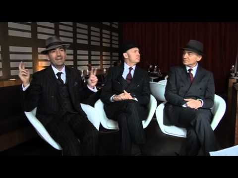 Gotan Project interview - Philippe Cohen Solal, Eduardo Makaroff and Christoph H. Müller (part 3)