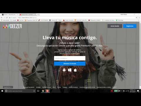 TUTORIAL DE 2.5 MIN. DESCARGA MÚSICA ORIGINAL con Caratula, Álbum, para PC gratis DeezerDownloader