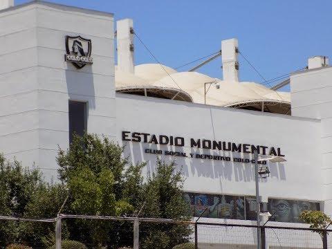 Increíble...Estadio Monumental Colo Colo
