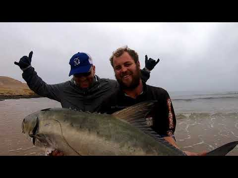 Go Fish Angola South: 3 - 15 August 2019