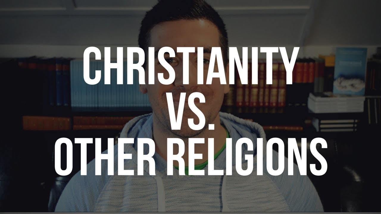 3 Ways Christianity Is Different Than Other Religions