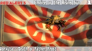 Red Alert 3 Let`s Play Empire of the Rising Sun - Part 1 Death of Father Frost