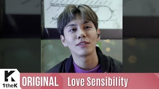 Love Sensibility(연애감쏭): YONGZOO(용주) _ This Time(이 시간)(Live ver.)
