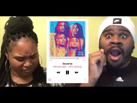 FIFTH HARMONY - SAUCED UP - REACTION