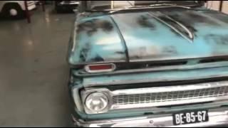 Chevrolet C10 Custom Patina Truck