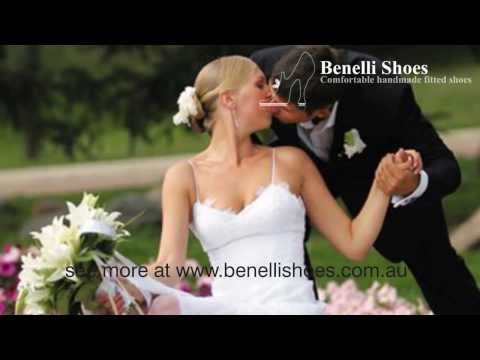 Wedding Shoes Perth By Benelli Shoes