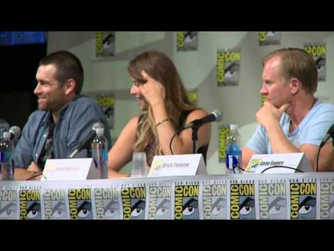 The Buzz: Banshee at ComicCon 2014 Cinemax