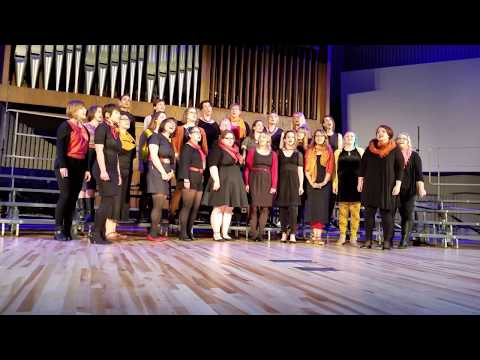 Prairie Fire Lady Choir, Women In Song, Concordia College May 21, 2017